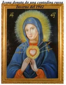Rivista L'Alpino: la Madonna del Don