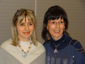 Irma Kurti e Aurora Cantini