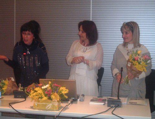 VOCI DI DONNE IN POESIA, ad Albino la Giornata Internazionale della donna con Irma Kurti e Aurora Cantini