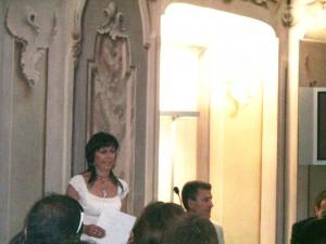Premiazione Sondrio CAI giugno 2009