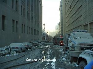 Cesare Marcassoli e il suo 11 settembre