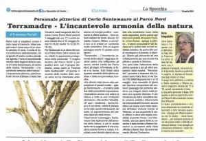 Terramadre, mostra pittorica e poetica al Parco Nord Milano