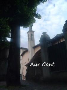 La chiesa ad Albino in Vicolo Gambarelli dedicata a Nostra Signora di Guadalupe