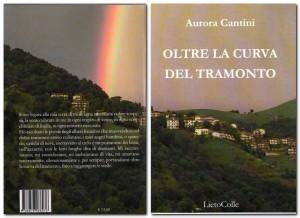 Aurora Cantini poesie OLTRE LA CURVA DEL TRAMONTO