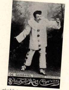 """Il grande tenore bergamasco Federico Gambarelli al Teatro Regio di Malta nell'interpretazione de """"Pagliacci"""" di Ruggero Leoncavallo"""