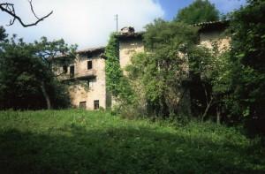 Foto 13 Come erano case dello Stefèn e del Luigiòt