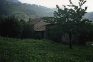 Foto 14 Come era retro delle case di Predale