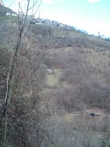 Foto 19 Oggi il pendio e il sentiero