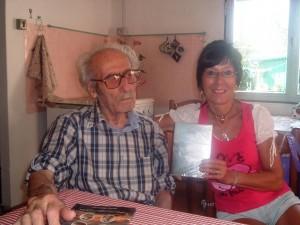 Francesco Morandi con Aurora Cantini Agosto 2015, Barzesto