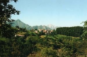 Foto 3 2008, Ganda, dietro l'Arera e l'Alben