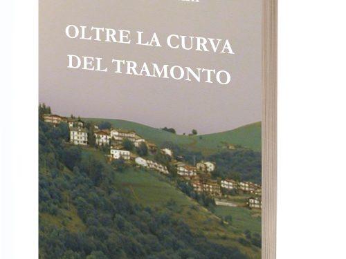"""Le parole poetiche come soffioni nel libro """"Oltre la curva del tramonto"""""""