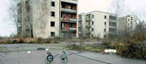 Chi ricorda più Chernobyl?