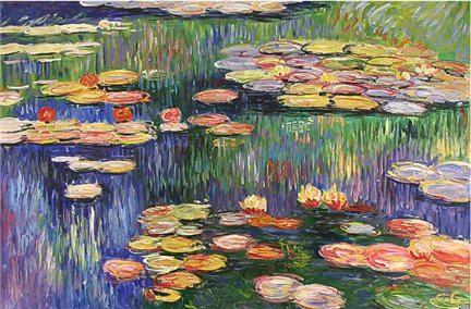 La tristezza di Monet diventava luce e colore nei suoi quadri