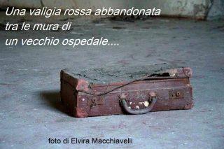 Una valigia rossa, autore Elvira Macchiavelli