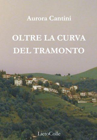 Aurora Cantini Oltre la curva del tramonto copertinapiatta