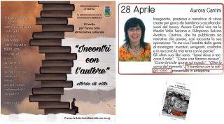 Sedrina 28 aprile Aurora Cantini