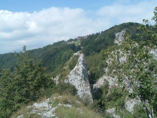 §Il rifugio del Monte Poieto 1645m