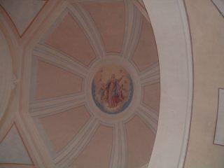 FOTO 10 Madonna Assunta, interno chiesetta di San Rocco