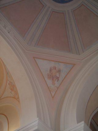 FOTO 11 Interno chiesetta di San Rocco