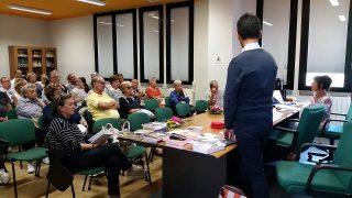 """Selvino, 13 agosto, presentazione del romanzo """"Il bambino con la valigia rossa"""" di Aurora Cantini"""