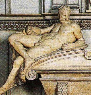 Cappella-dei-Medici-monumento-a-Loreno-de-Medici-Michel.-Crepusc-Aur
