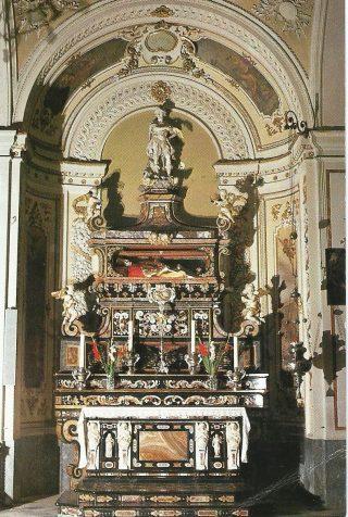 Armatura Sant'Ippolito, Gazzaniga
