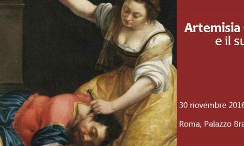 Artemisia Gentileschi, un cuore a colori in mostra a Roma