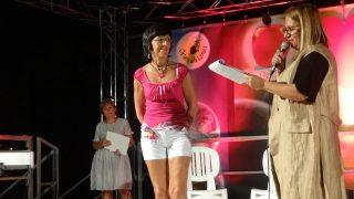 Aurora Cantini premiata a Ferrara