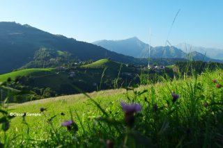 Altopiano di Ganda, fotografia di Oscar Carrara