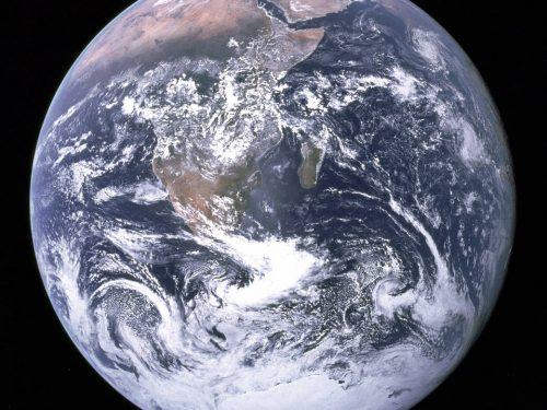 Blue Marble, 45 anni fa la prima fotografia alla Terra