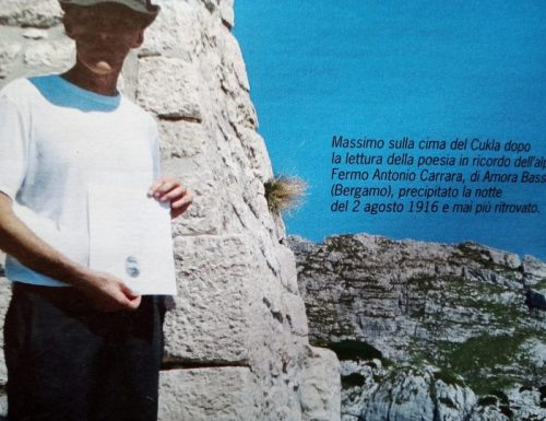 Sul fronte del Cukla-Rombon seguendo il sacrificio del giovane alpino