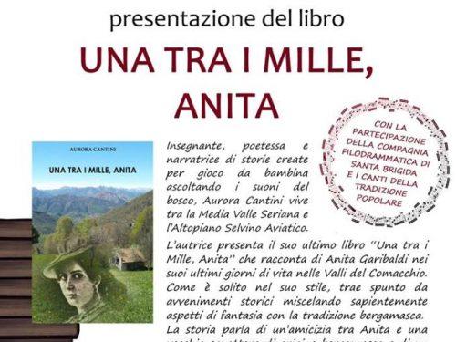 A Sedrina il canto di Anita Garibaldi