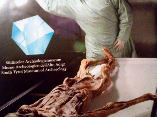 Ötzi, l'uomo venuto dal ghiaccio e i suoi racconti del silenzio