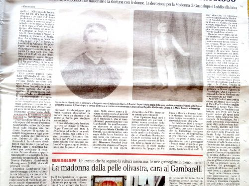 L'omaggio della pittrice Gabriella Miracca al grande Tenore Federico Gambarelli