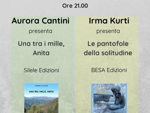 Due autrici di Bergamo alla conquista di Crema