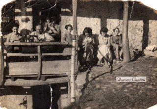 Clemens Noris e lo sconosciuto sarto a Ganda, 1943