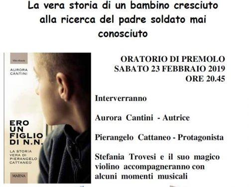 Il violino di Stefania Trovesi a Premolo per il bambino figlio di N.N.