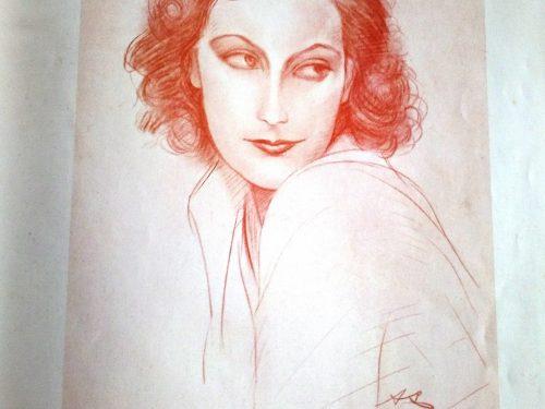 L'omaggio di Bergamo a Greta Garbo