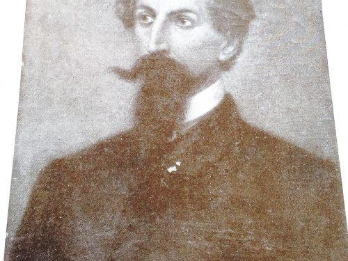 """""""Era il più bello dei Mille""""… il 5 maggio 1863 moriva in Polonia Francesco Nullo"""