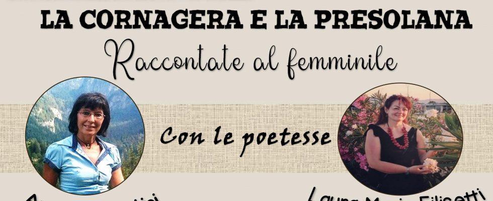 La Cornagera e la Presolana raccontate al femminile