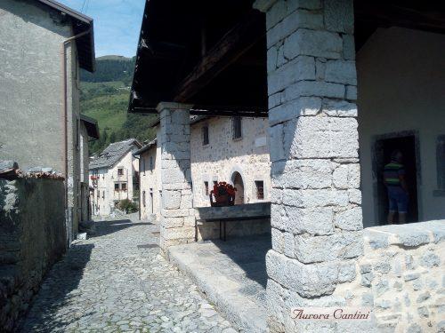 L'antico borgo bergamasco di Arnosto, dove si parlava il veneziano