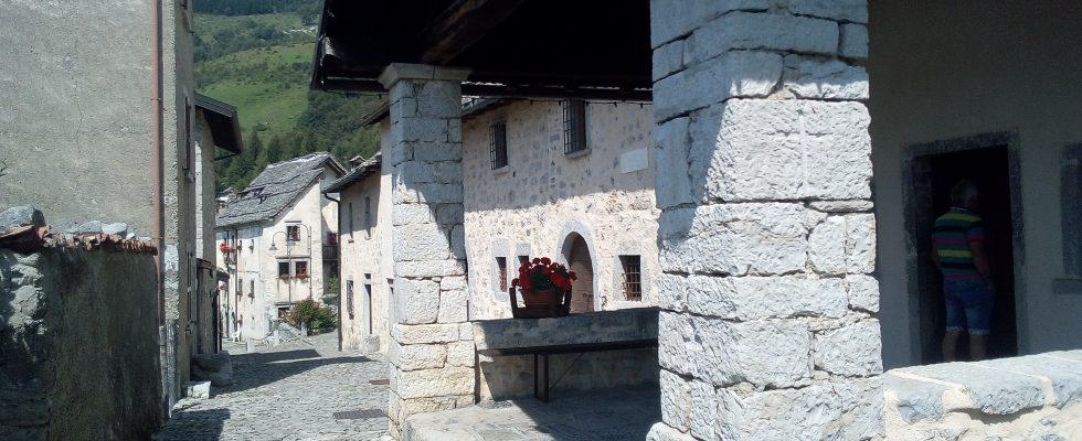 Arnosto, Valle Imagna