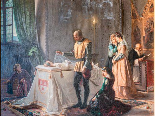 Medea Colleoni, la fanciulla morta di polmonite 550 anni fa