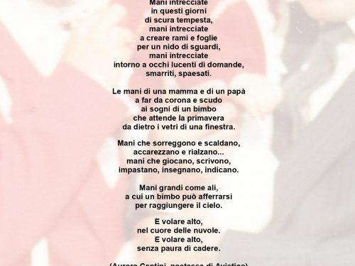 Una poesia per i genitori al tempo del Coronavirus