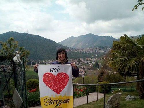Una Bandiera per Bergamo