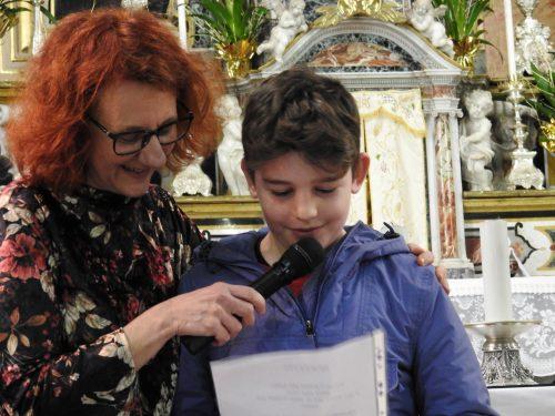 """""""La poesia, la sua vita"""" Aurora Cantini raccontata da un bambino"""