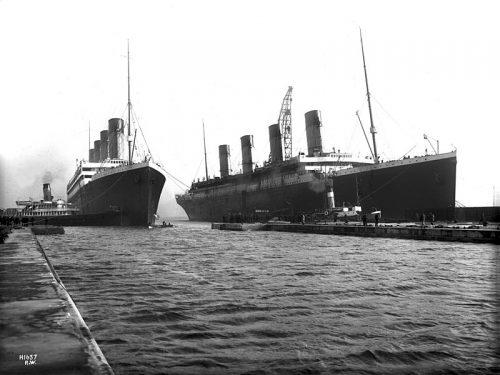 Il destino delle due gemelle del Titanic e della ragazza che scampò ai loro tre naufragi