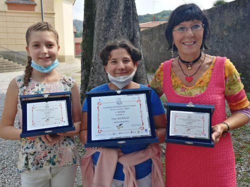 Podio bergamasco tutto femminile al concorso Città di Acqui Terme