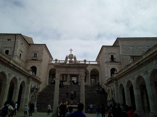 Abbazia di Montecassino, tappa finale di un Cammino oltre la notte buia