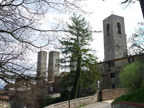 San Gimignano, la Manhattan  medievale e le sue Torri Gemelle